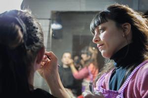 Make Up perfetto disponibili estetiste per TRUCCO: BEAUTY - CINE-TEATRALE ED EFFETTI SPECIALI