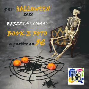 HALLOWEEN FOTO E BOOK A PARTIRE DA 5 EURO