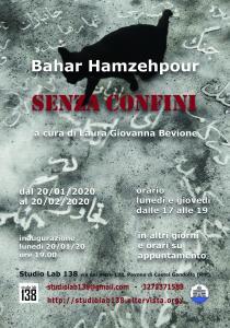 Bahar Hamzehpour - Senza Confini