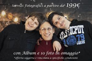 servizi fotografici a partire da 199€