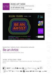Be an Artist di Fabio Tasso