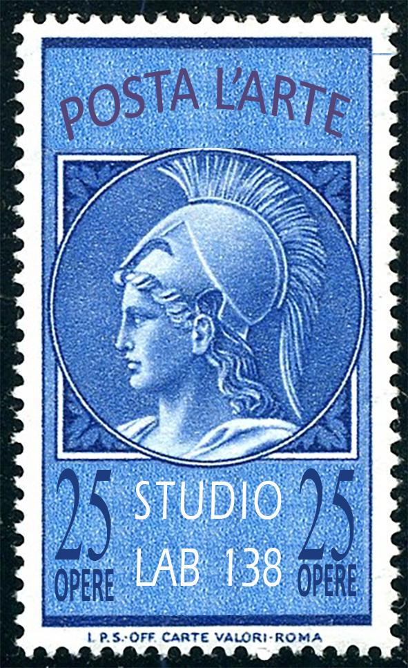 Posta dell'Arte. Cartoline e francobolli d'artista ESCAPE='HTML'